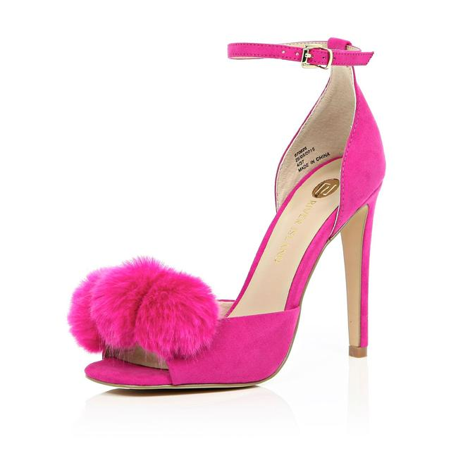 river-island-pom-pom-high-heels