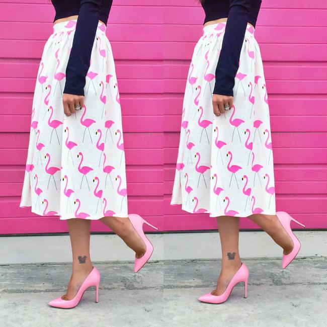 flamingoskirt