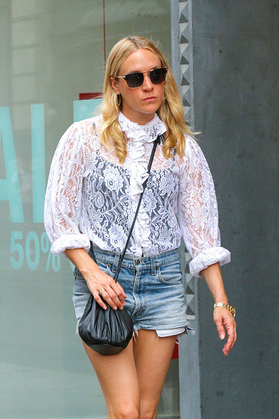 Celebrity Sightings In New York - June 23, 2015